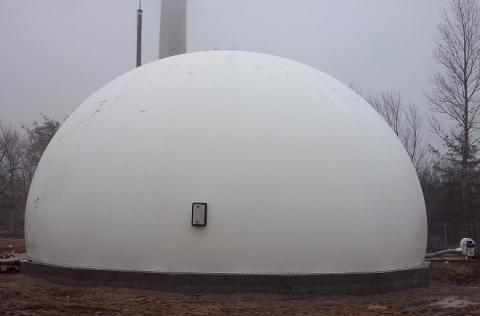 zbiornik na gaz pirolityczny
