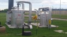 stacja uzdatniania biogazu dla MPWiK Kraków-realizacja CES